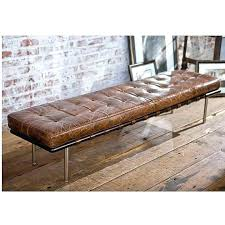 leather bench cushion tufted vintage design pattern piano cushions