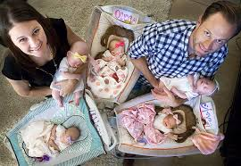 Quintessentials: League City couple tackles their new life looking after  five new daughters | Local News | The Daily News