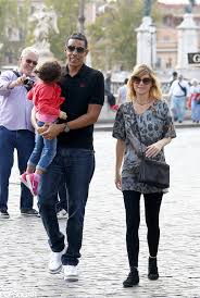 Ellen Pompeo Husband Ellen Pompeo Her Husband Chris Ivery Vacationed Rome Daughter