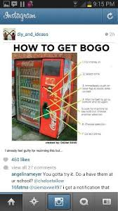 Code To Hack Vending Machine Fascinating Pin By Jessica Hernandez On DIY