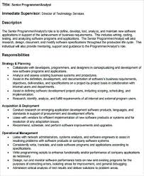 Computer Programmers Job Description Computer Programmer Job ...