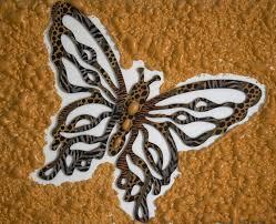 Wing Pattern Custom Decorating