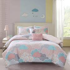 urban habitat kids cloud duvet cover set at