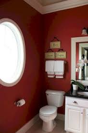 Image Small Nice 25 Most Popular Bathroom Color Design Ideas You Need To Copy Https Pinterest Bathroom Color Ideas Inspiration Red Wall Color Pinterest