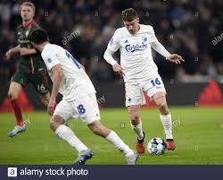 Copenhagen, Denmark. 1st Mar, 2020. Pep Biel, FC Copenhagen during the  Superleague soccer match between FC