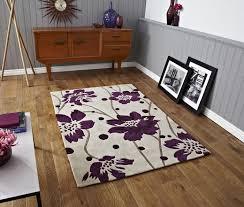 hong kong cream purple rug hk 1512