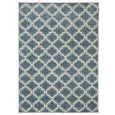 calabasas uno light blue 8 ft x 10 ft area rug