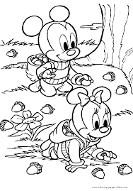 Small Picture Autumn coloring pictures
