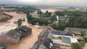 فيضانات أوروبا تقتل 153 شخصاً بينهم 133 في ألمانيا