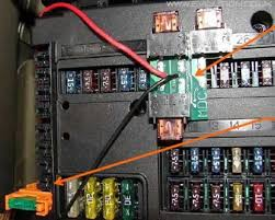 evilution smart car encyclopaedia of the fuse box there will be one or more other brown wires already connected to that bolt remove the nut your 10mm wrench connect the wire
