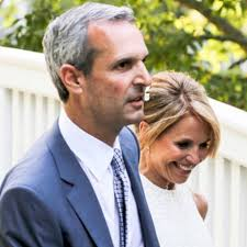 David Molner Katie Couric And John Molners Wedding Dinner Get All The Details