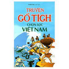 Sách - Truyện Cổ Tích Chọn Lọc Việt Nam