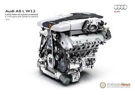 Bentley to build W12 engines for VW and Audi starting 2015