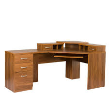 Office work desks Cute Os Home And Office Furniture 2piece Brown Reversible Corner Work Center The Home Depot Os Home And Office Furniture 2piece Brown Reversible Corner Work