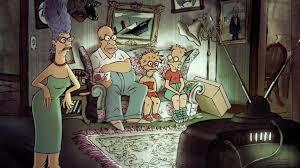 Triplets Of Belleville Triplets Of Belleville Couch Gag Simpsons Wiki Fandom Powered By