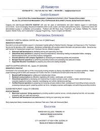 ... Administrative Assistant Resume Sample Entry Level Administrative  Assistant Resume JD Harmeyer ...