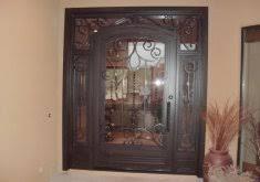 the front door companyAttractive Iron Door Company Mediterranean Iron Doors Round Top