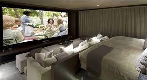 ... Home Theater Couch Bed Astound I Like This Idea Better A Room With In  It My ...