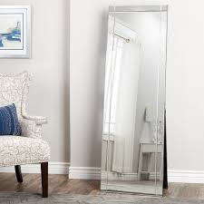 Abbyson Clarendon Standing Floor Mirror - Free Shipping Today -  Overstock.com - 17431585