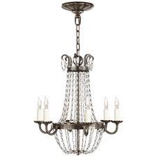 petite paris flea market chandelier