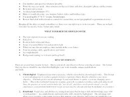 Writing A Summary For Resume How To Write A Resume Summary New
