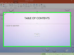Samples Of Powerpoint Presentations How To Create A Powerpoint Presentation With Sample Presentation