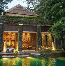 Indonesian Table Setting Savour The Best Of Bali At Plantation And The Cabana Lounge