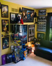 Batman Room Design Pin By Gilbert Deltres On Geeked Out Rooms Batman Room