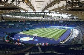 يورو 2021   اسطورتي روما ولاتسيو يشاركان في حفل الإفتتاح