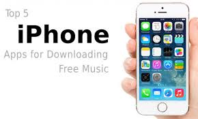 iphone for free. top 5 iphone apps for downloading free music iphone y