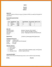 How To Make The Perfect Resume Templates Best Free Bu Solagenic