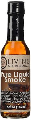 amazon living nutritionals all natural pure liquid smoke 5oz 147ml grocery gourmet food