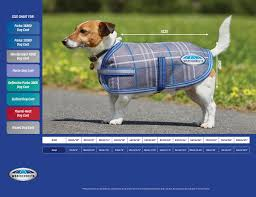 Weatherbeeta Comfitec Therapy Tec Fleece Dog Coat