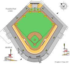 Cellular Park Seating Chart Clems Baseball Comiskey Park