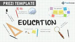 Templates For Education Education Prezi Presentation Template Creatoz Collection