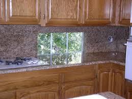 Granite With Backsplash Awesome Inspiration Ideas