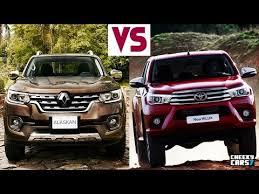 2018 renault alaskan. Simple 2018 Renault Alaskan 2017 Vs New Toyota Hilux 2016 For 2018 Renault Alaskan 8