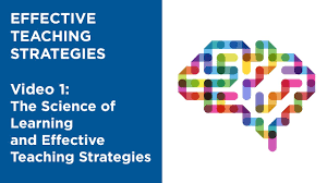 Designing Effective Science Instruction What Works In Science Classrooms Mooc Edsci1x Video 1 The Science Of Learning And Effective Teaching Strategies