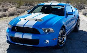 Ford Mustang Shelby GT500 Reviews - Ford Mustang Shelby GT500 ...