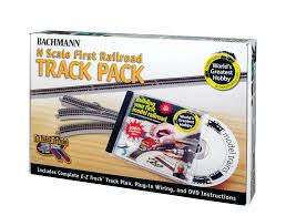 world s greatest hobby® first railroad track pack n scale 44896 world s greatest hobby® first railroad track pack n scale