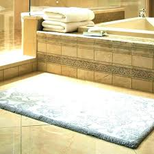 extra long black bath mat rug target bathroom rugs all s round non slip