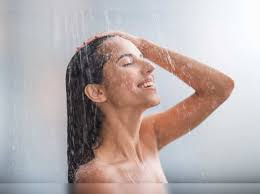 are hot showers a reason for hair loss