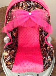 pink camo seat covers for cars pink car seat custom baby girl cover pink car seat