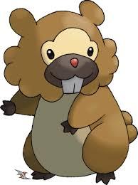 Bidoof By Xous54 Deviantart Com On Deviantart Pokemon