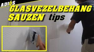 Glasvezelbehang Schilderen Tips Om Glasvezelbehang Beter Te Sauzen