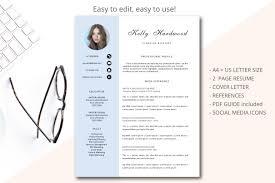 Creative Resume Template Printable Resume