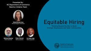 Equitable Hiring