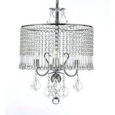empress 3 light chrome crystal chandelier harrison lane t40 134 n