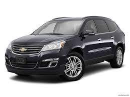 Used Chevy Traverse - McCluskey Automotive