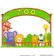 zoo animals in cages clipart. Wonderful Zoo View Original Size To Zoo Animals In Cages Clipart C